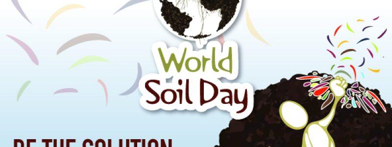 World Soil Day 2018 (5 Dec)