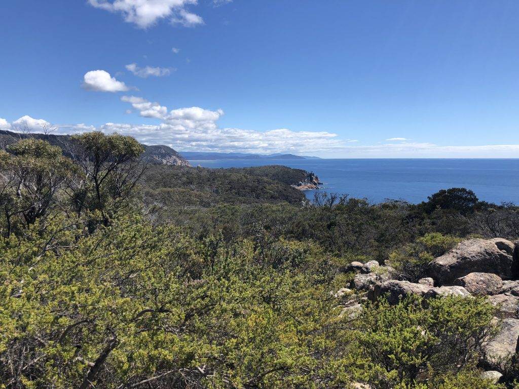 Freycinet (TAS) from Mazard